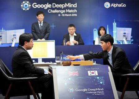 世纪之战的关键不是围棋,是人工智能