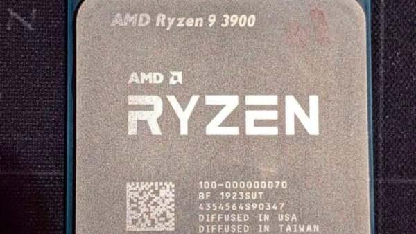 AMD发布Ryzen 9 3900、Ryzen 5 3500X处理器