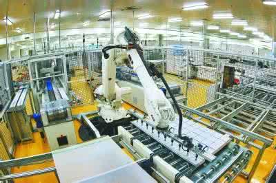 人工智能(AI)让半导体厂产线