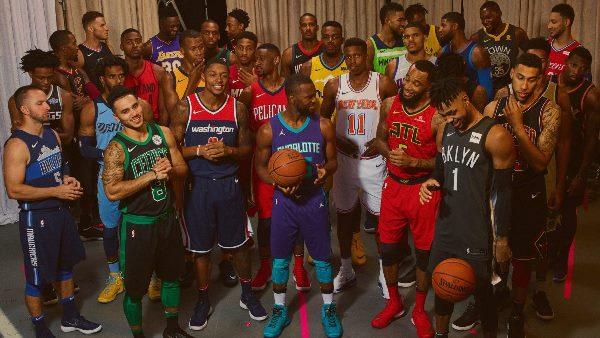 Nike推出「NFC球衣」,除了手机看NBA 还能做什么?
