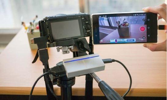手机直播如何有专业效果?圆刚BU110+Camerafi Live手把手教你设定