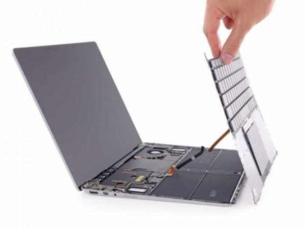 iFixit 0 分!Surface Laptop 完全无法自行维修