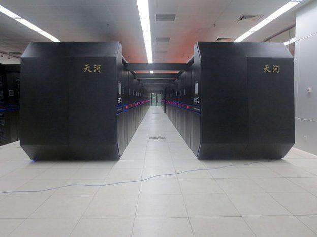 全球超级电脑500强,中国拿走冠亚军