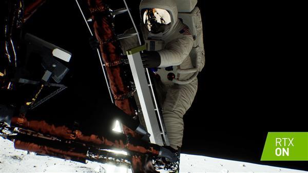 NVIDIA发布阿波罗11号登月光线追踪版Demo:再证不是骗局