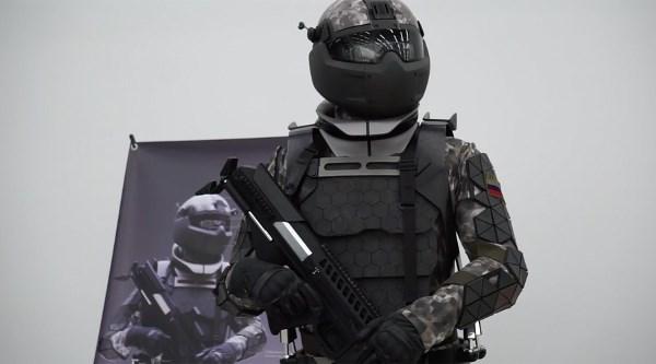 《星际大战》外型动力服