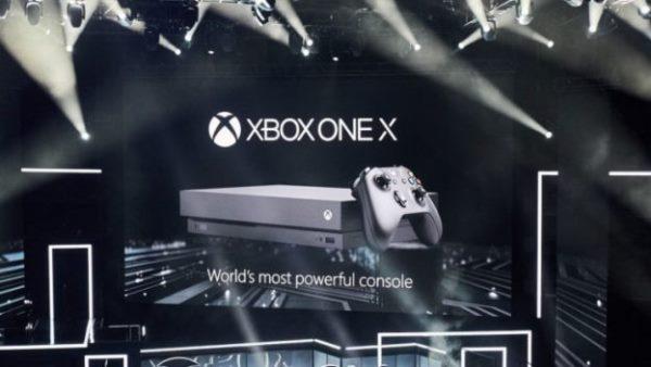 微软最强游戏主机Xbox One X,你想知道的都在这里