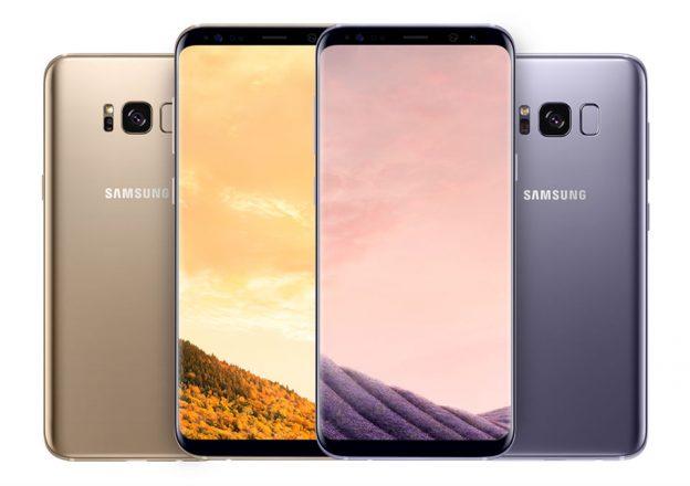 亮度不均,三星Galaxy Note 8取消屏幕指纹感测