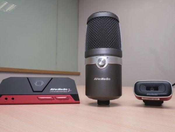 圆刚推出Stream Kit直播设备组合,打造全民直播平台