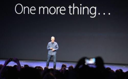 着名爆料人指苹果发布会,将再次出现「One more thing」新产品