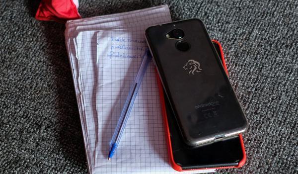 首批非洲造智能手机问世了,售价不到200美元