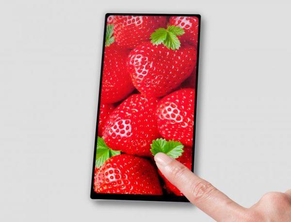 全屏幕智能手机要来了!JDI量产新面板,四边皆超窄边框