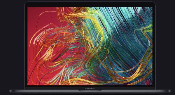 入门级 MacBook Pro 2019 更新:4 核心处理器 X Touch Bar