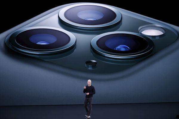 iPhone 11 Pro Max DxO得分出炉,输给华为小米