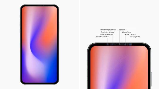 传 iPhone 12 将采用 6.7 寸无「刘海」全面屏幕