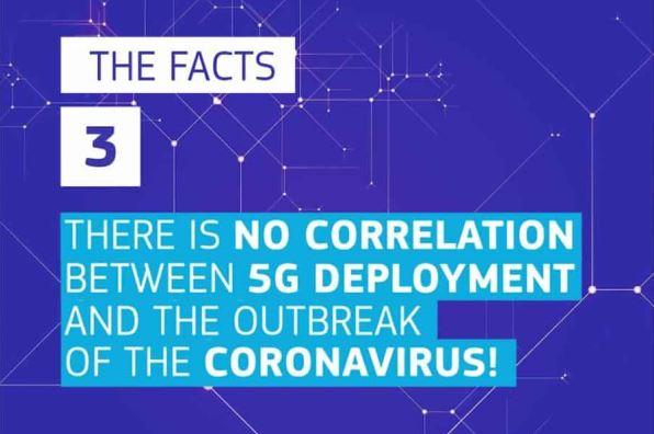 欧洲电讯塔破坏案日增,欧盟推短片澄清 5G 与疫情无关