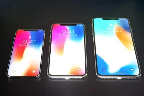 iPhone「M字头」
