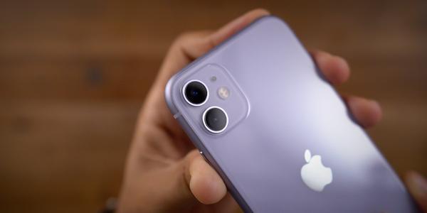 苹果申请全新专利 iPhone 火山口镜头不再