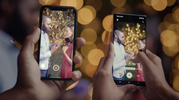 讽 iPhone 拍片缺少一重要功能,三星 Note 10 新广告再开炮