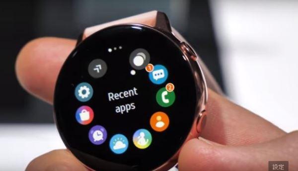 旧款 Galaxy Watch 系统更新,添加 Galaxy Watch Active 2 新功能