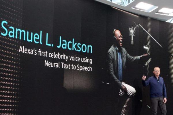 Alexa 将加入 Samuel Jackson 语音 网民:会否出现经典粗口