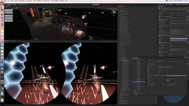 Unity推出采用macOS平台的VR开发预览版
