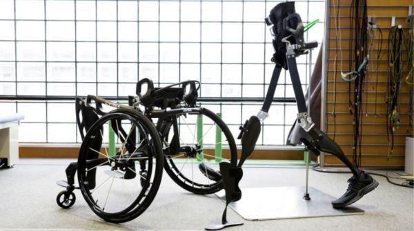 日本研发新型下肢外骨骼