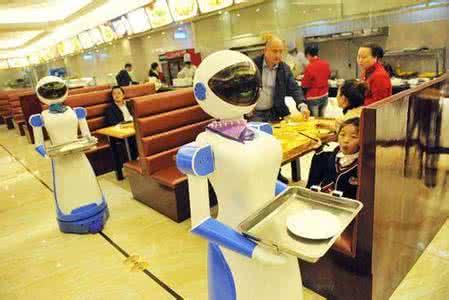 餐饮机器人热潮退去逐渐淡出中国市场