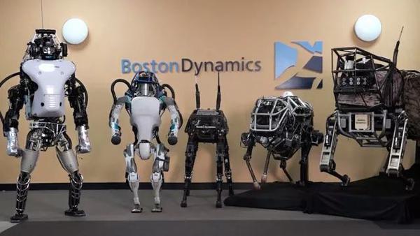机器人波士顿动力