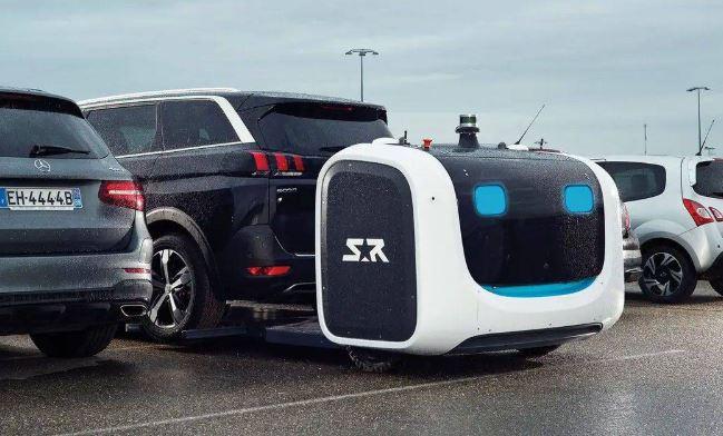 机器人停车系统,伦敦格域机场 8 月试行