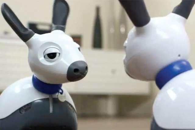 陪伴机器犬可监控年长者安全 每台售价700美元