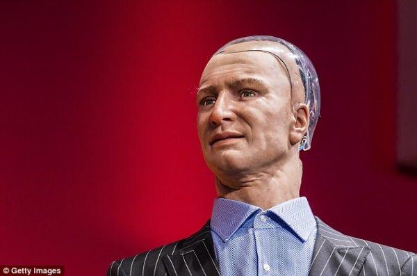 机器人Han:人类未必是最有道德的物种
