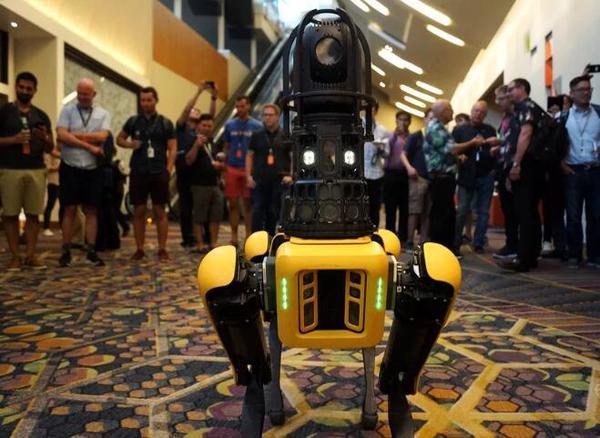 波士顿动力公司准备推首款商用机器人,或年底上市