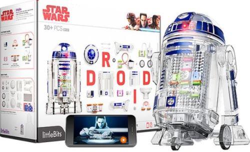 星际大战R2-D2机器人轻松动手做