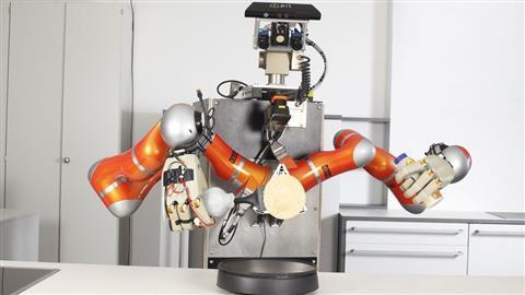 Cazza研发的3D列印机器人CazzaX1