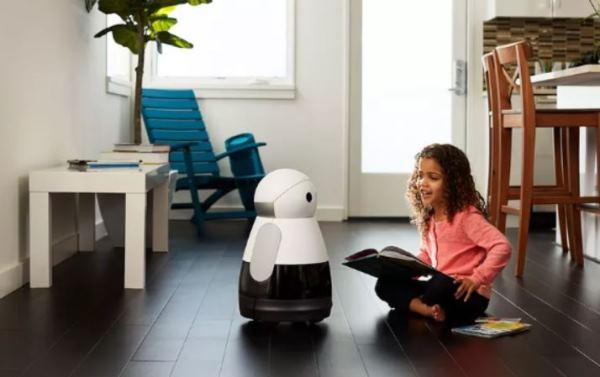 亚马逊开发家用机器人