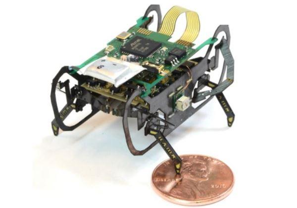 性能提升300%,哈佛大学发布新款微型机器人