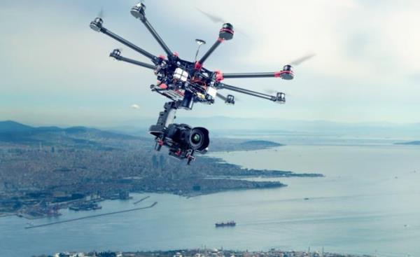 无人机结合人工智能建构新型态防灾保全解决方案