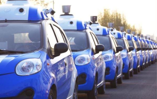 BlackBerry百度宣布无人车项目合作计划