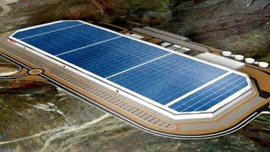 马斯克将建10~20座Gigafactory