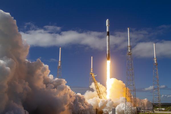 SpaceX发射第二批60颗星链卫星,任务火箭四次上天