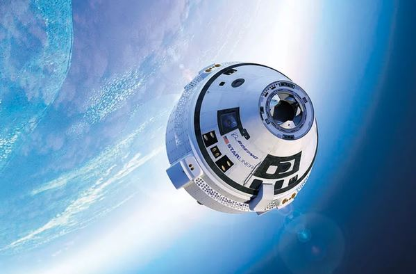 遗憾!波音星际线宇宙飞船入错轨道 未能与空间站对接
