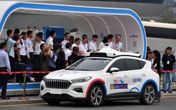 传百度无人车两大核心事业部合并,明年量产千辆车