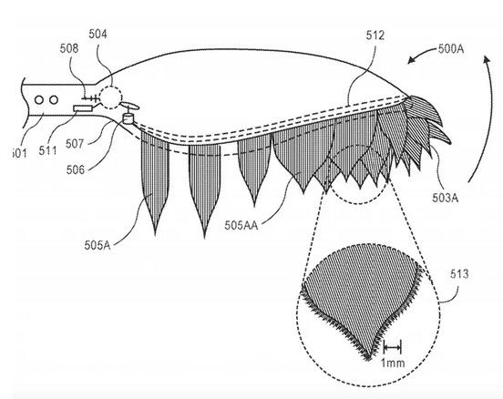 亚马逊给无人机转子加叶子以降低噪音