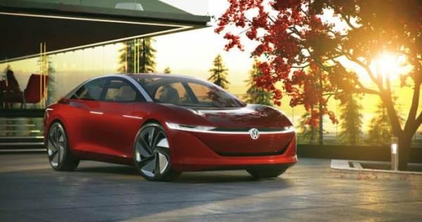 Volkswagen全自动概念车