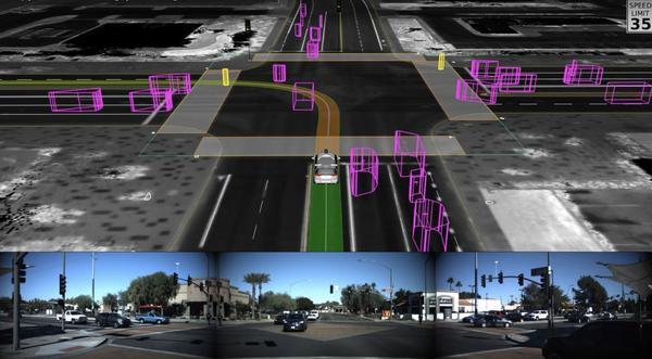Waymo无人驾驶模拟里程达100亿英里 是现实中千倍