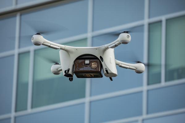 UPS成立无人机子公司