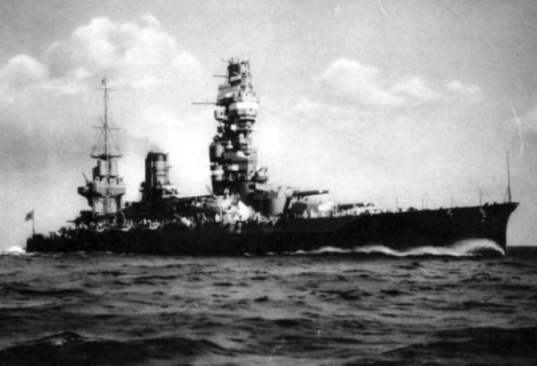 战舰「山城」