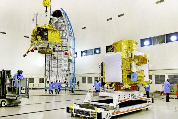 印度官员谈月船2号登月:95%成功,只有5%是失败的