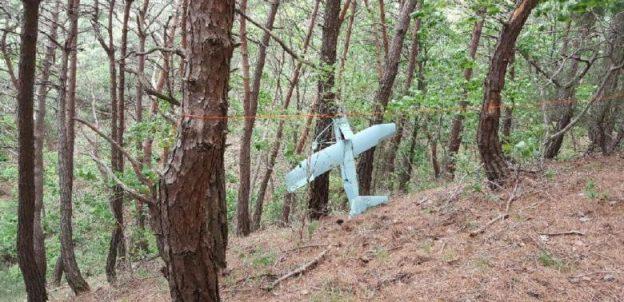 南韩发现北韩无人机意外坠落境内!拍摄大量相片期间未被发现