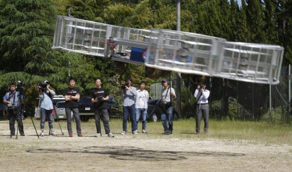 丰田想用飞行汽车点燃东京奥运圣火,但现在连起飞都难